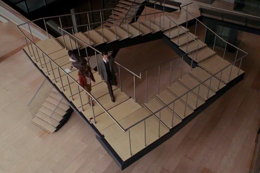 Incepcja i schody Eschera