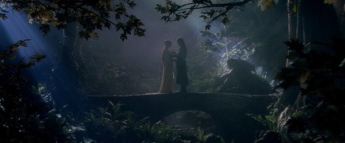 Aragorn i Arwena