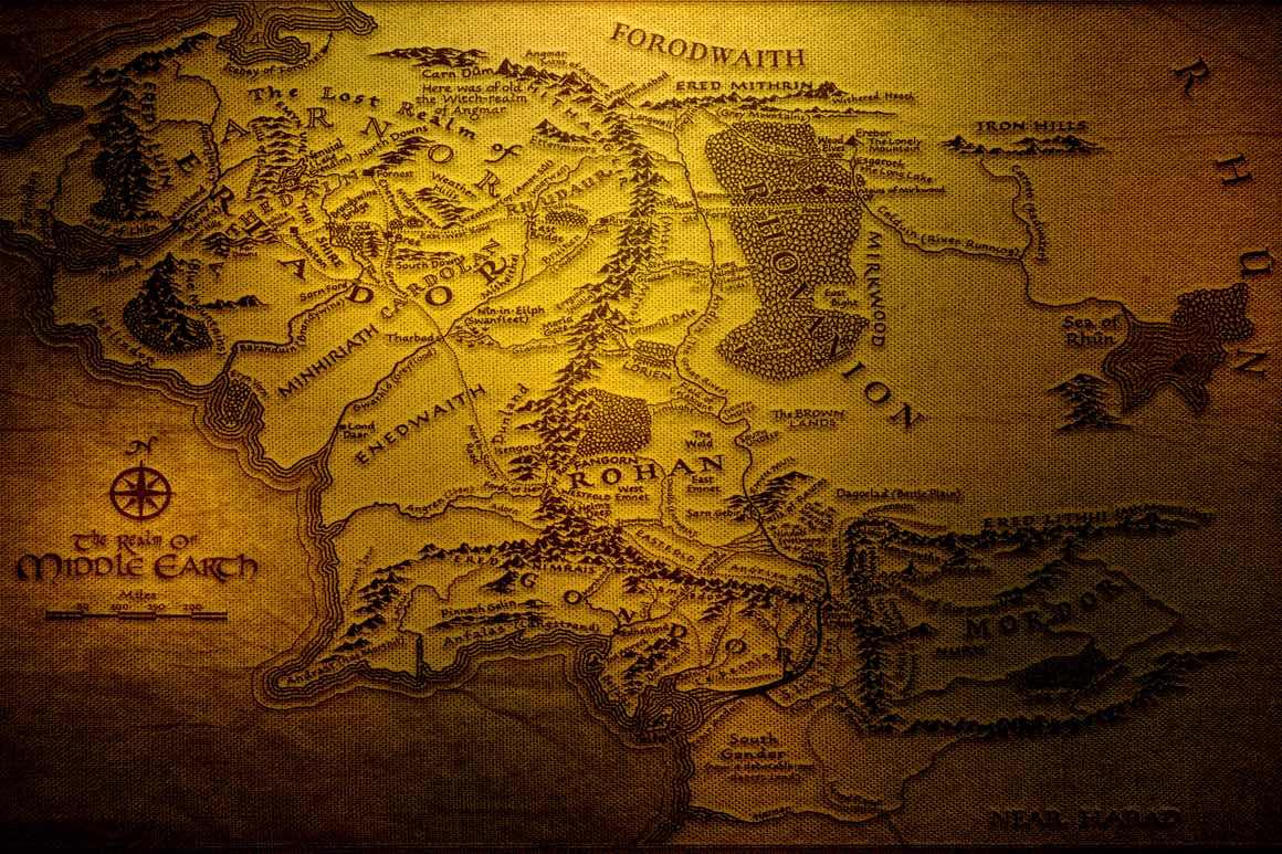 Mitologia Tolkiena