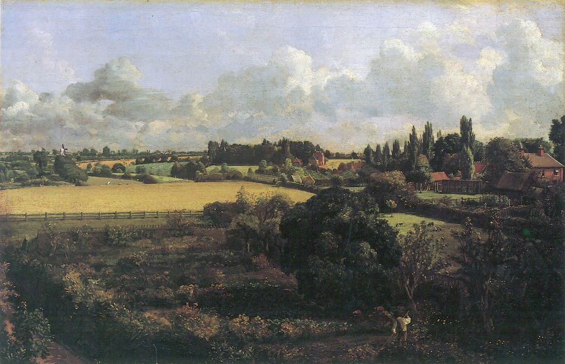 Ogród warzywny Gordinga Constable