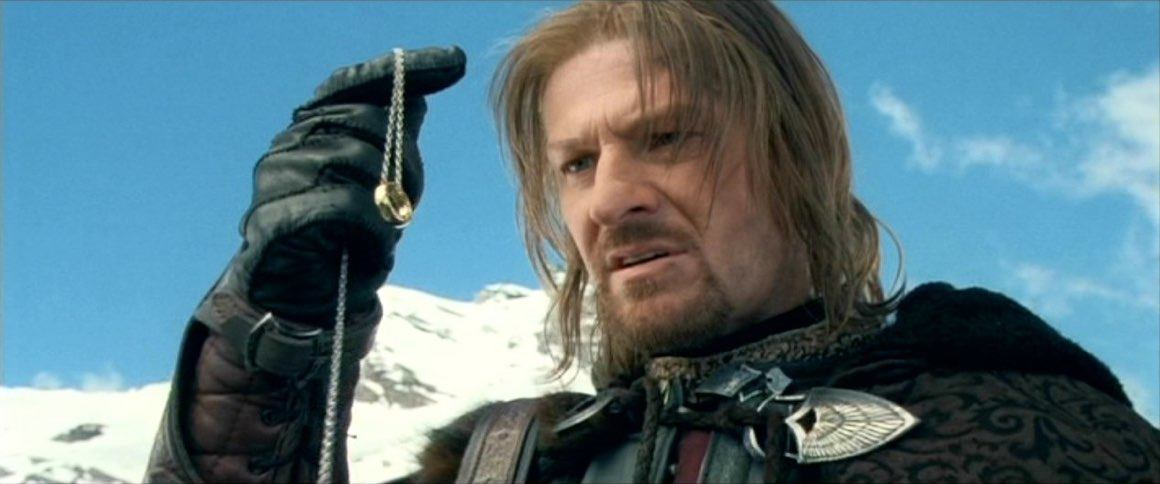 Władca Pierścieni - Boromir