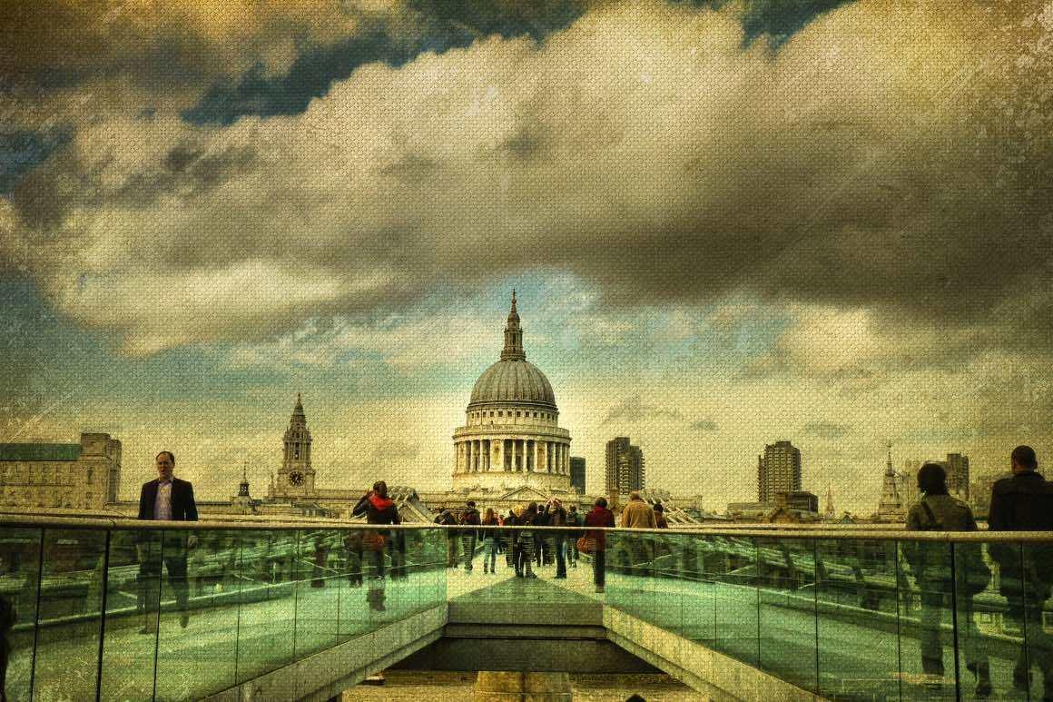 3 książki o Londynie