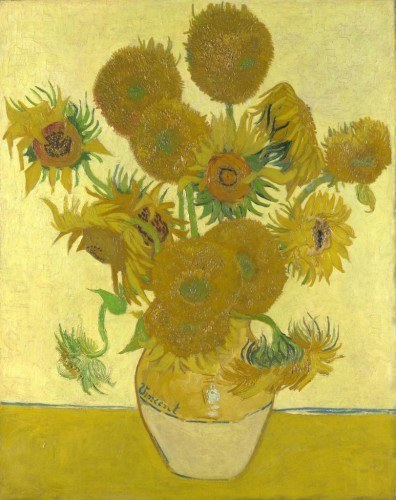 Vincent van Gogh – Słoneczniki - National Gallery