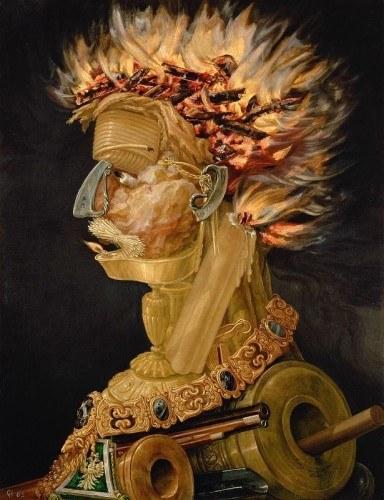 Arcimbold - Fire