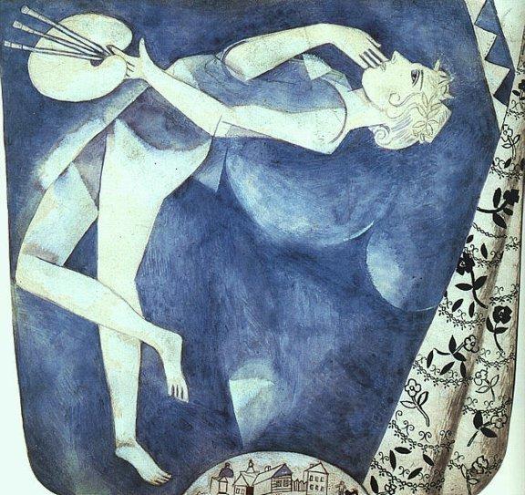 chagall_malarz_ksiezyca_1917