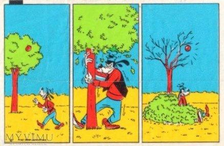 komiks z gumy donald