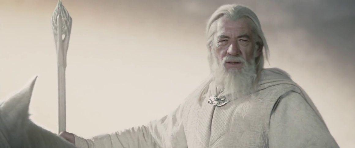 Gandalf Biały