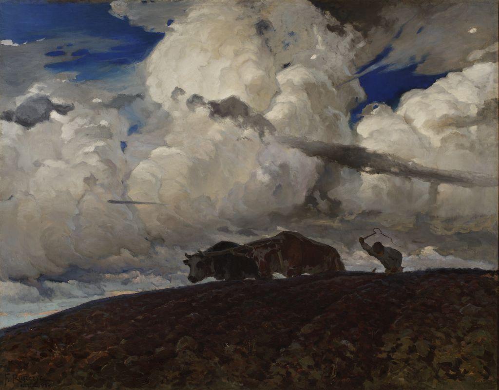 Ziemia – Ferdynad Ruszczyc