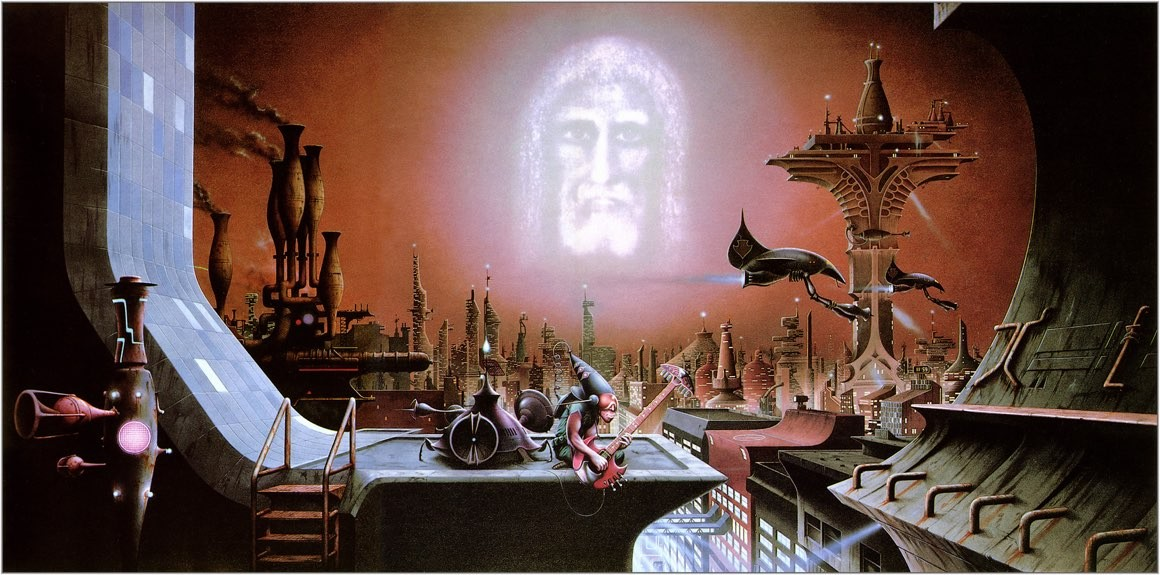 RODNEY MATTHEWS - Be Watchful
