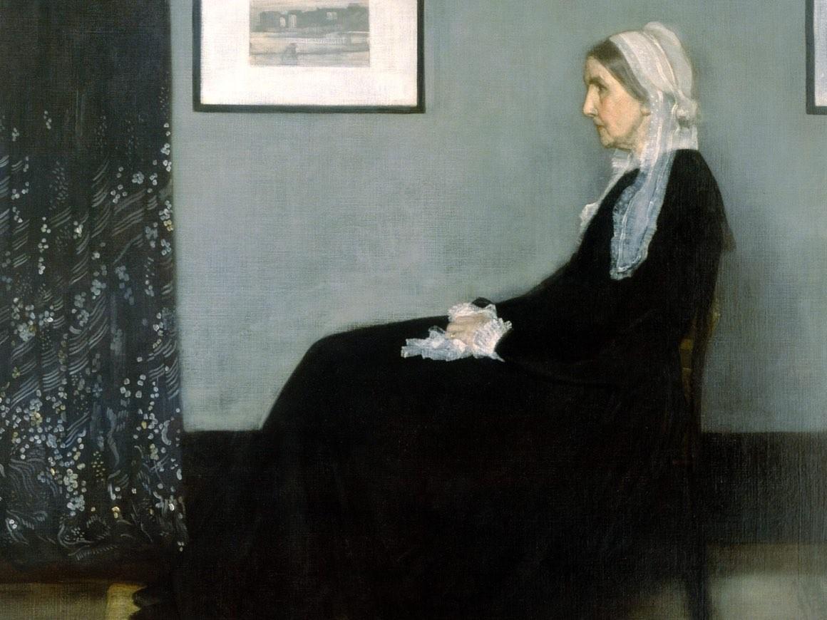 Matka Whistlera by James McNeill Whistler