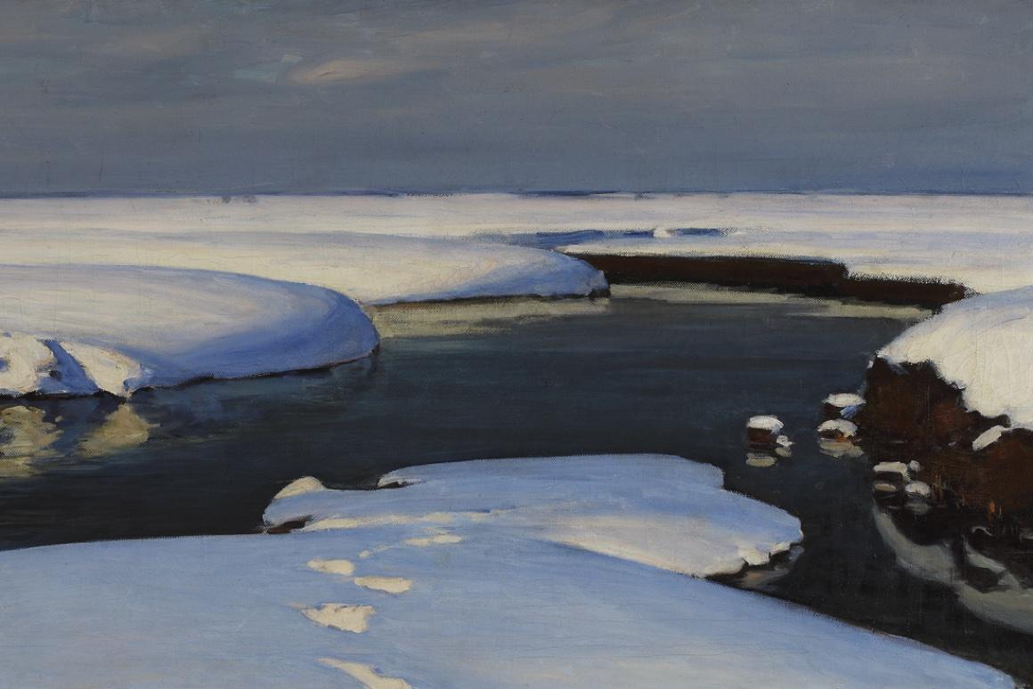 Obrazy polskiej zimy