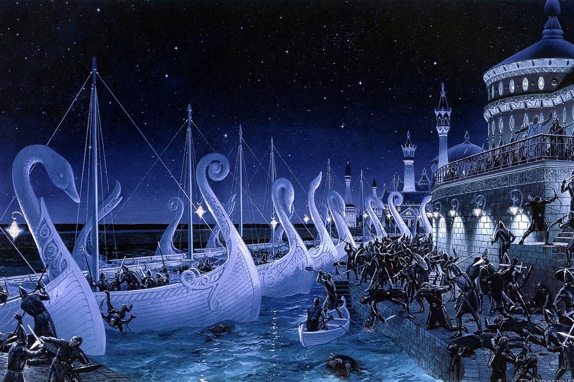 Wpływ mitologii skandynawskiej na twórczość J. R. R. Tolkiena