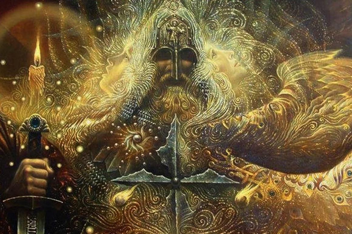 Panteon bogów Słowian