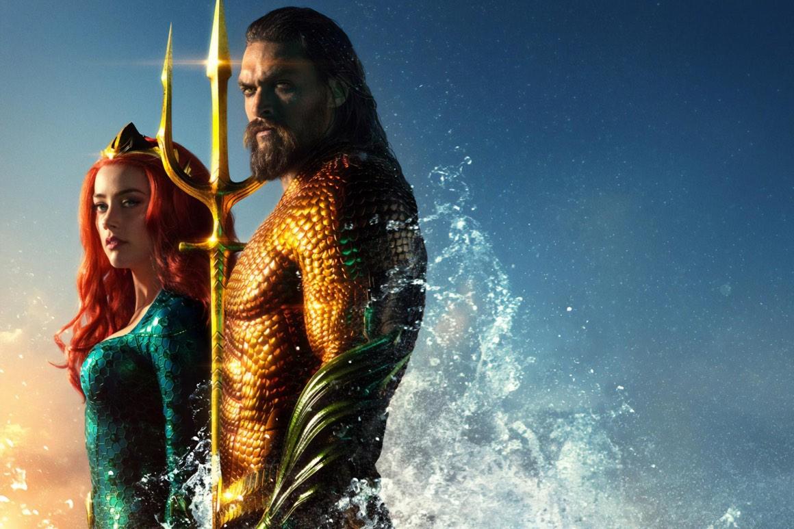 Aquaman – eksplozja mocy
