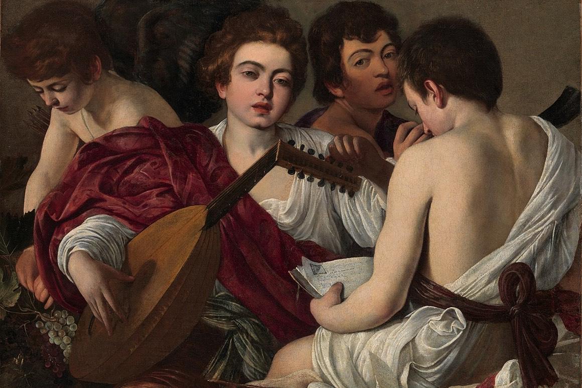 Sławne autoportrety: Caravaggio