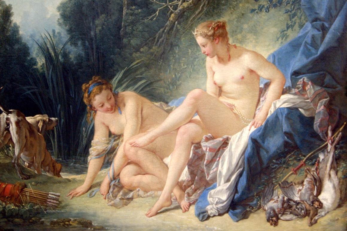 Najlepsze cycki w malarstwie europejskim