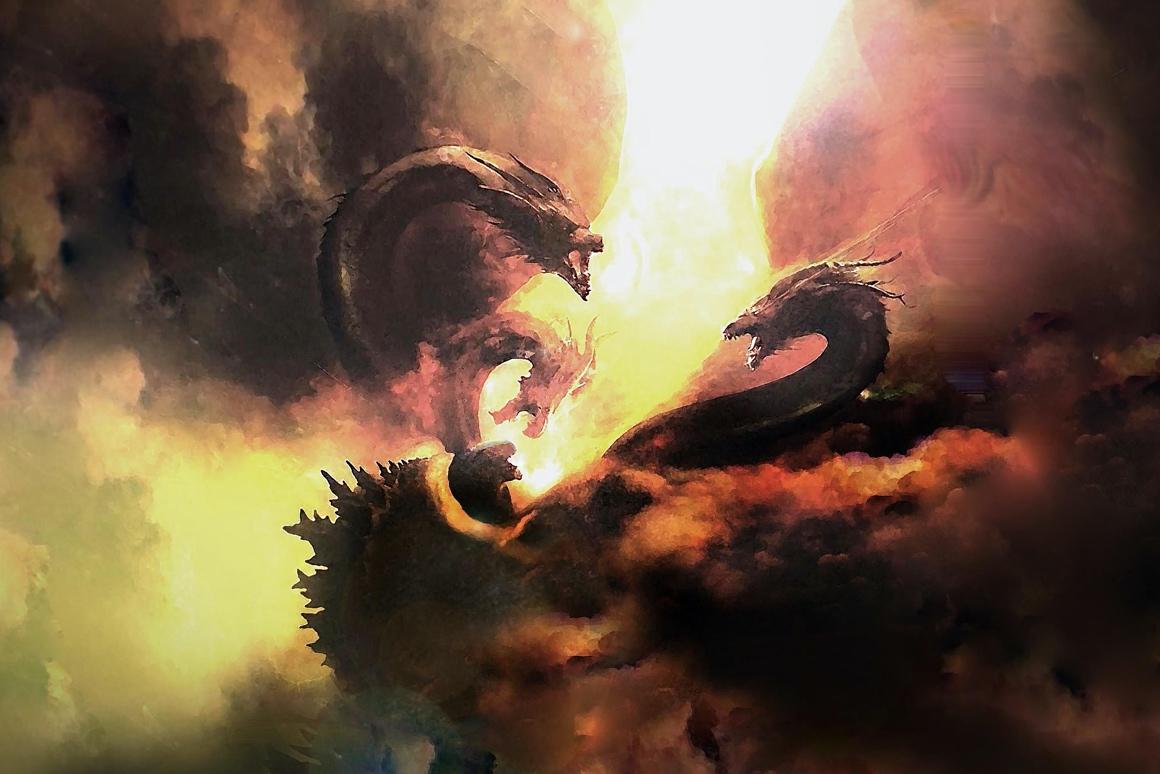"""Proroctwo """"Godzilli II: Króla potworów"""" (uwaga spoiler)"""