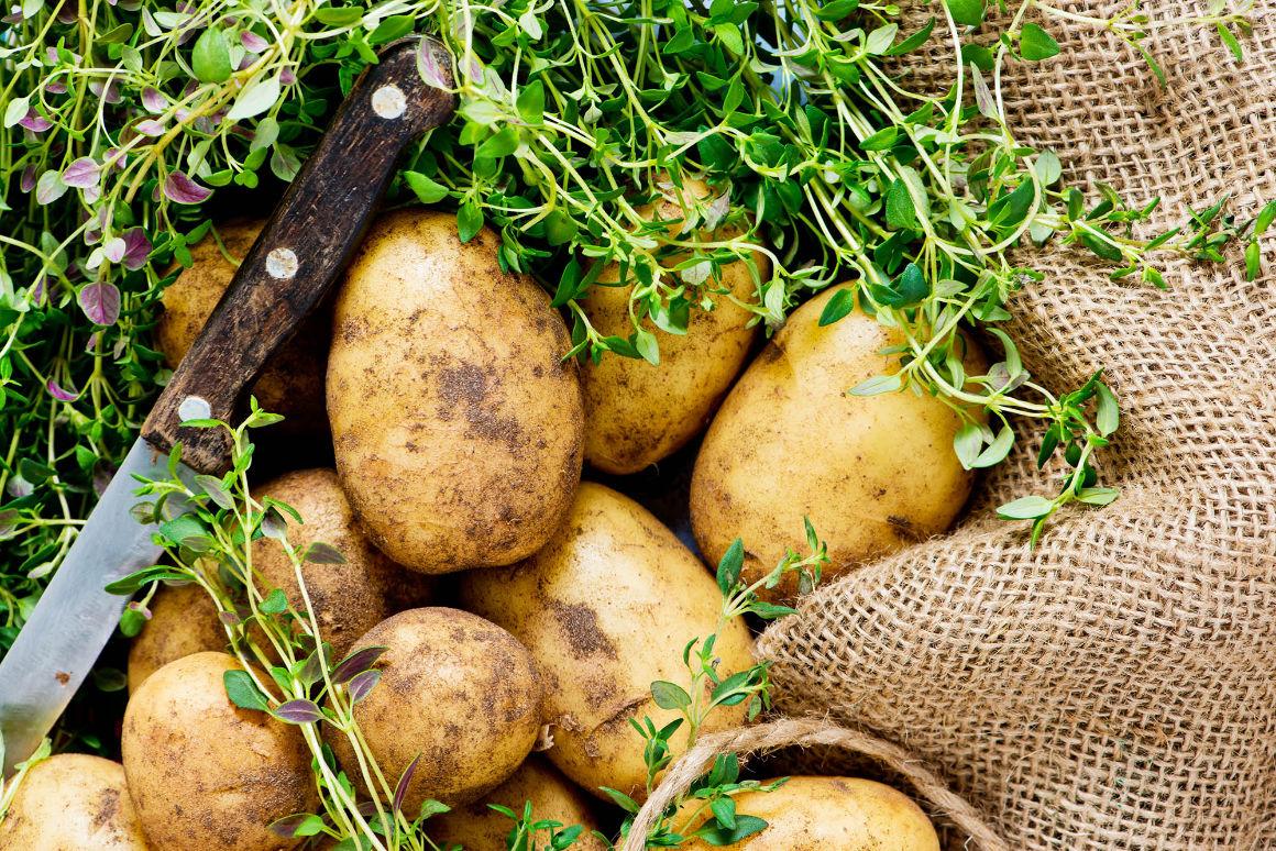 Superfood: ziemniak